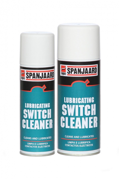 Lubricating Switch Cleaner